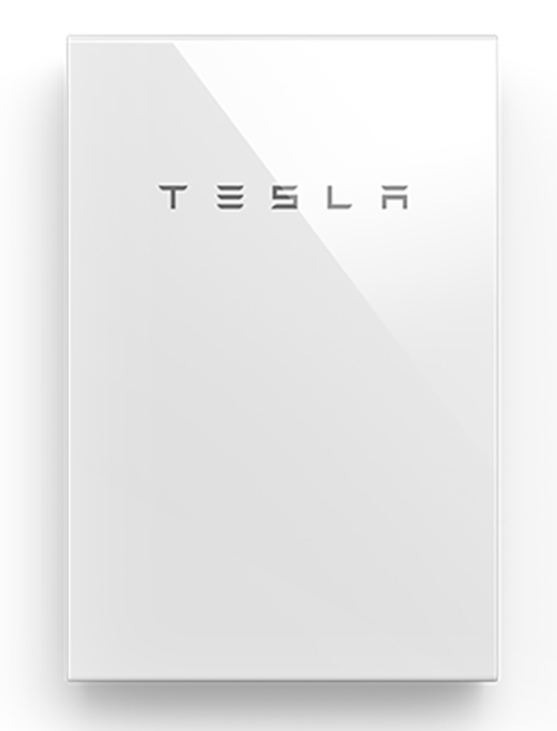 Tesla Powerwall specifications and capacity